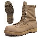 ADDISSON, Tan Infantry Combat Boots;Артикул ADS790
