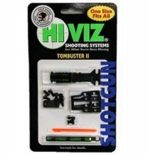 HiViz мушка Tombuster II Combo Sight с целиком TB2004